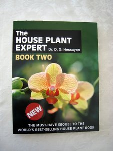 Indoor Gardening Books - The Houseplant Expert